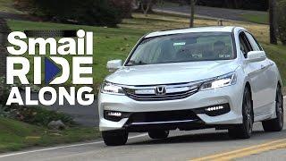2017 Honda Accord Touring - Smail Ride Along - Virtual Test Drive