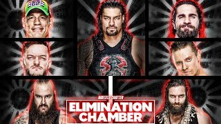WWE Elimination Chamber 2018 Highlights | Winners | Final Updates