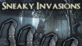 Sneaky Invasions - Dark Souls 3 Trolling(featuring  Skidonic)