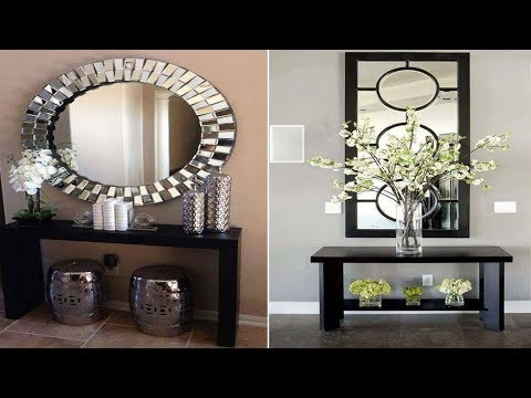 Mirror Stylish Decorating Design 17 Ideas | 2018 | Mirror Design Series - Episode 3