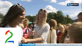 Tina & Bettinas reportasje fra Norway Cup
