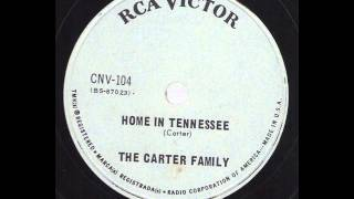 The Carter Family  Home In Tennessee RCA VICTOR  CNV-104