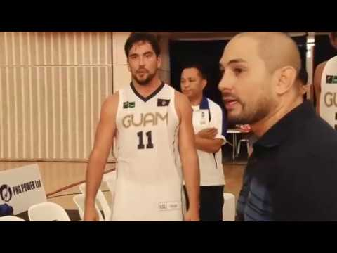 Pacific Games  2015 Basketball G3 FIJI vs NAURU