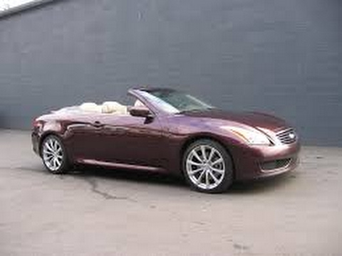 Infiniti Convertible >> 2010 Infiniti G37 Convertible Review Buying A G37 Here S The