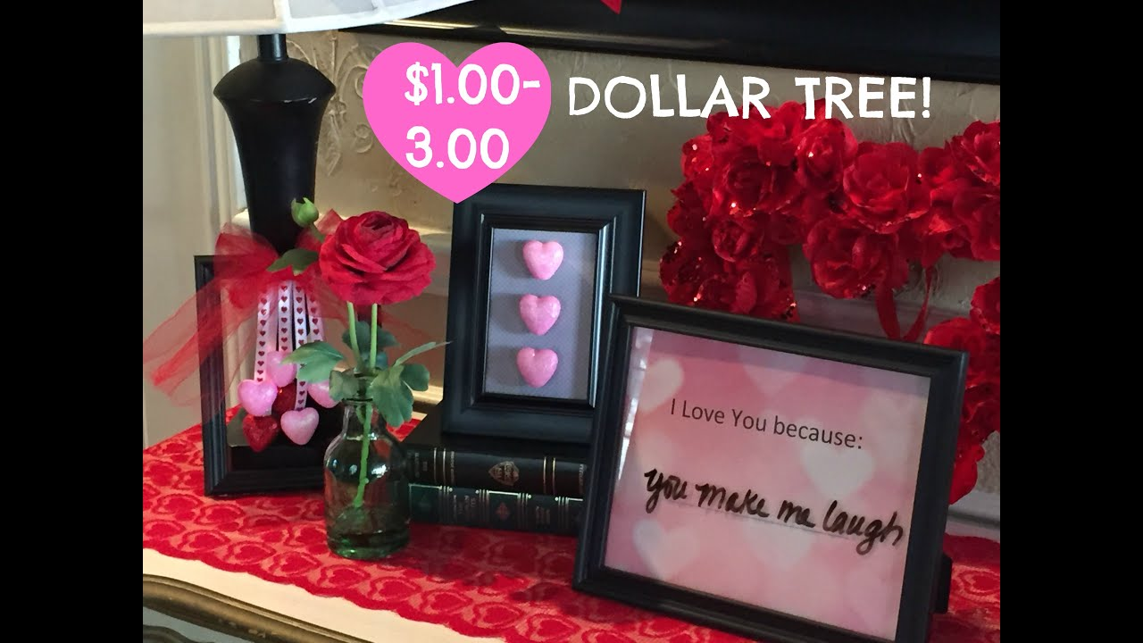 300 dollar tree diy valentines day picture frames youtube