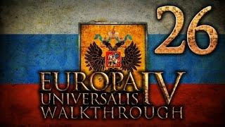 Прохождение Европа 4 за Московию(Россию). Часть 26 [Конец второй войны с Крымом и Китаем]