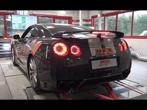 Epic Nissan GTR sound compilation