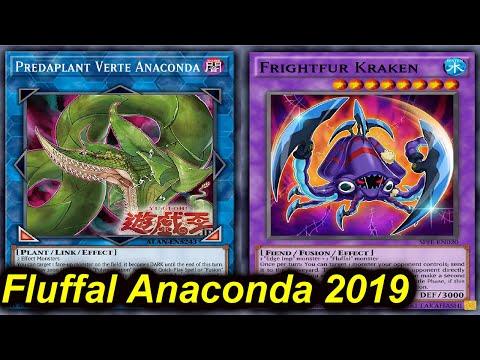 【YGOPRO】FLUFFAL ANACONDA DECK 2019