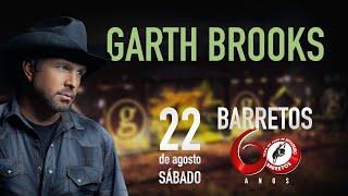 Garth Brooks no Brasil - Barretos 2015 (VT 30