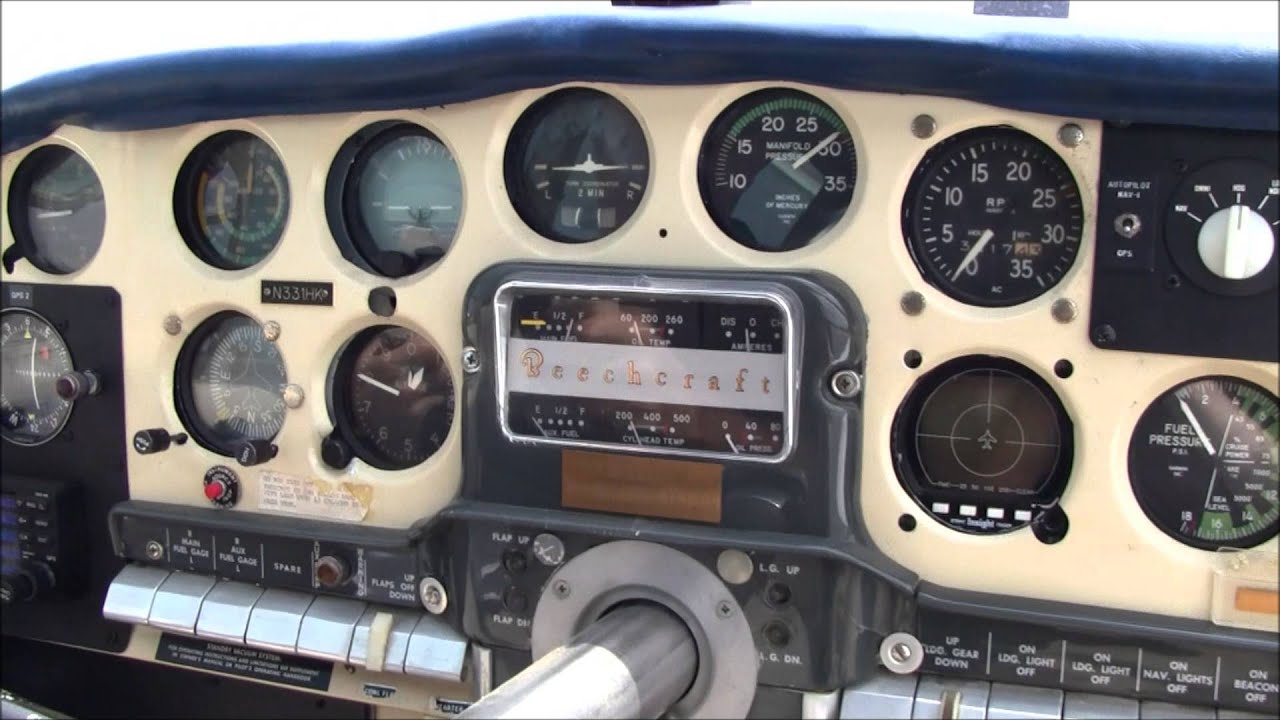 Carolina Aircraft: N331HK 1960 Beechcraft Bonanza M35