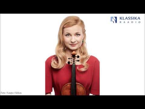 Klassikatähed 2014: viiuldaja Katariina Maria Kits