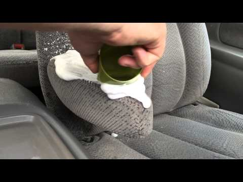 How To Clean Car Upholstery
