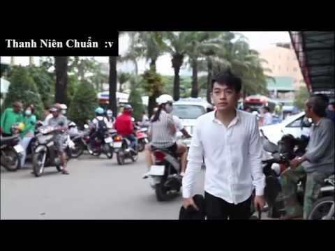 Clip Hài Hước - Lý tưởng của thanh niên chuẩn :v