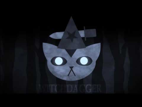 Night in the Woods WITCHDAGGER   Metal Cover