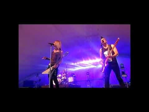 Marianas Trench Heres To The Zeroes Live Saskatoon Ex August 8,2018