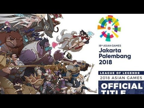 League Of Legends Asian Games 2018 | 27 August 2018 | Day 1