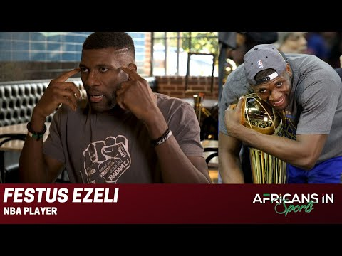 Festus Ezeli | NBA Champion Festus Ezeli Teaches Us That Nothing Is Impossible