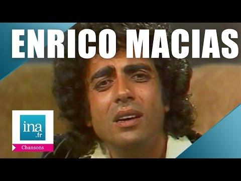 Enrico Macias Mélisa  Archive INA