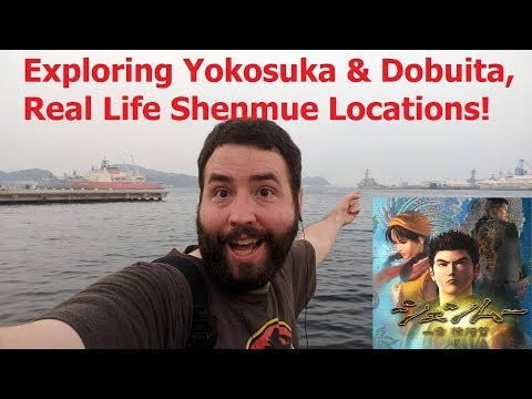 Real Life Shenmue in Dobuita, Yokosuka, Japan - Adam Koralik