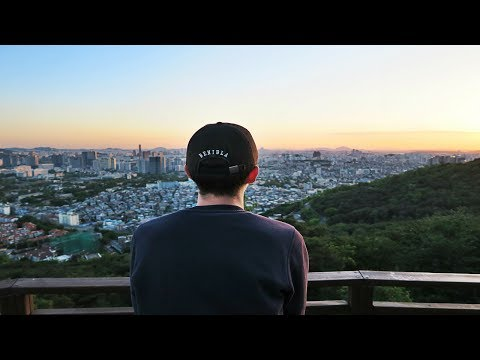 AU SOMMET DE LA NAMSAN TOWER | VLOG SEOUL