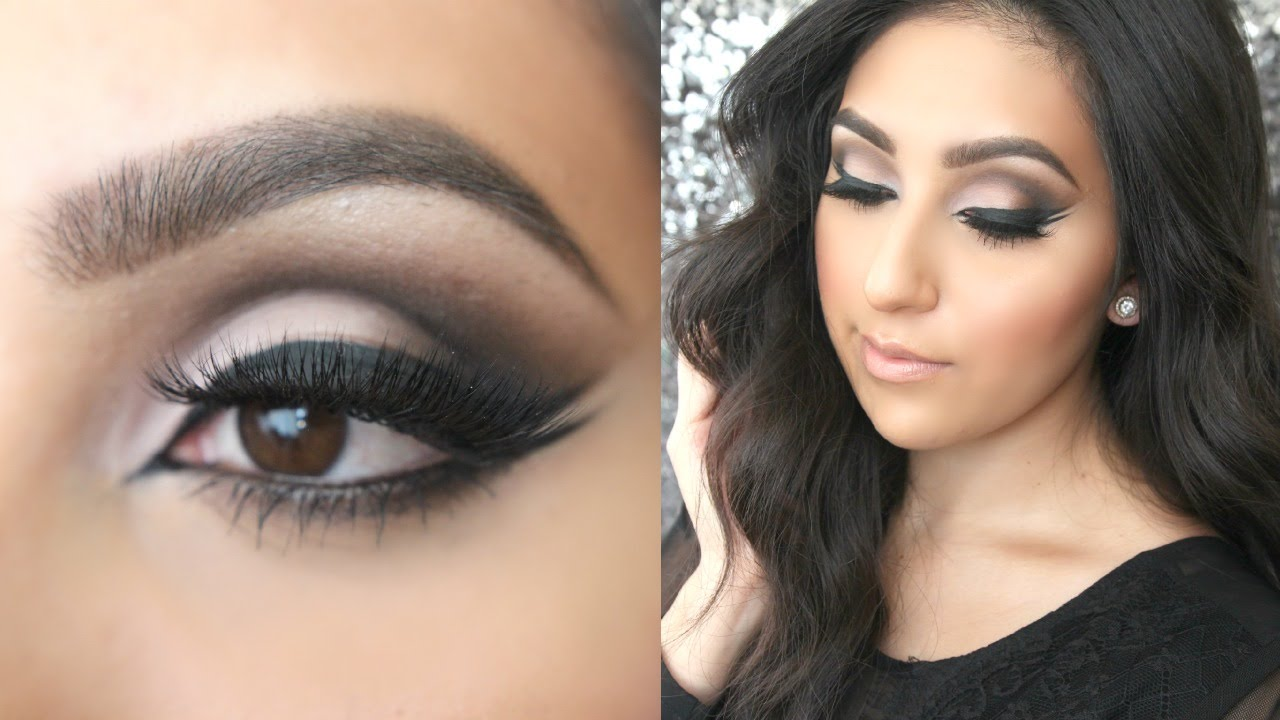 How To Make Smokey Cat Eyes