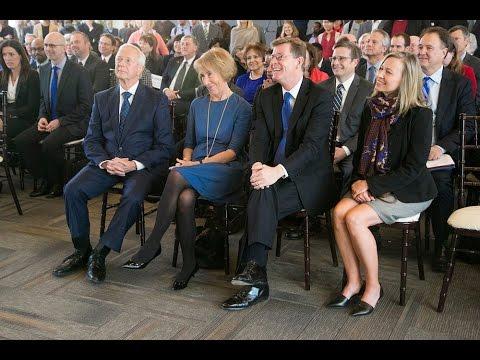 President-elect Price Meets the Duke Community