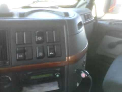 2007 volvo truck  YouTube