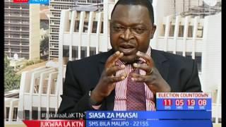 Jukwaa La KTN: Siasa za Maasai sehemu ya pili