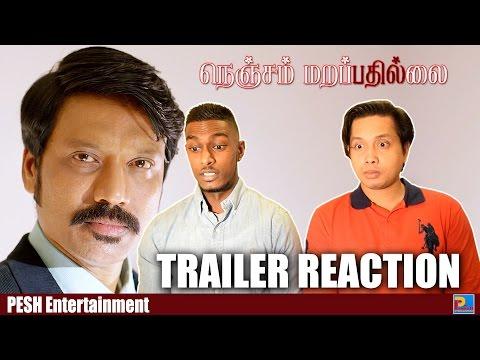 Nenjam Marappathillai Trailer Reaction & Review | S J Suryah | Selvaraghavan | PESH Entertainment