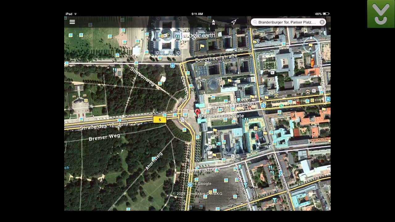 google earth pro download cnet