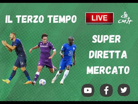 🔴 Calciomercato News LIVE: ultima settimana di mercato, tutti i colpi delle big live