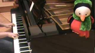 Tong Hua (Fairytale) (Guang Liang) Piano Solo [Grand Piano] -- PenguinPoweredPiano
