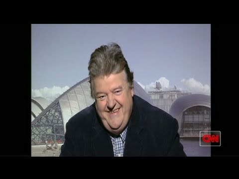 CNN: 'Harry Potter's' Robbie Coltrane opens up