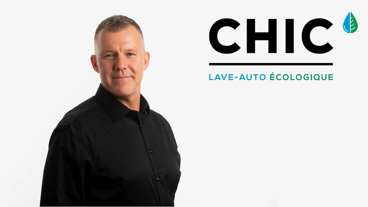 Chic Lave-Auto Écologique DIX30