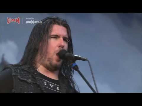 Trivium - Down From the Sky - Live Graspop Metal Meeting 2016