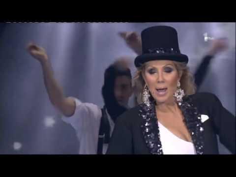 Lepa Brena - Sitnije Cile Sitnije, Fantastic Show (Prva TV 8.10.2014.)