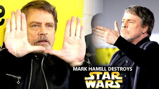 Mark Hamill Just Destroyed Disney Star Wars! This Is HUGE (Star Wars Explained)
