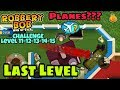 Robbery Bob: Man Of Steal - Challenge Level 11-12-13-14-15 Perfect With Super Bob Suit