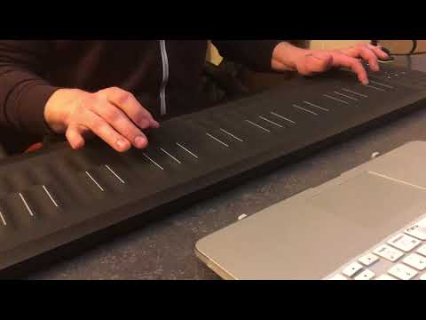 Sound Exploration (ROLI Seaboard + UVI Falcon) - YouTube