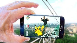 УЖАСНАЯ СМЕРТЬ ИЗ-ЗА Pokemon Go!