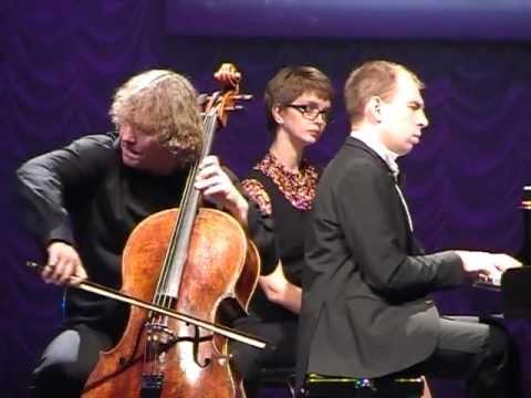 A. Kniazev. S. Rachmaninov. Cello Sonate. A. Korobeinikov (piano)