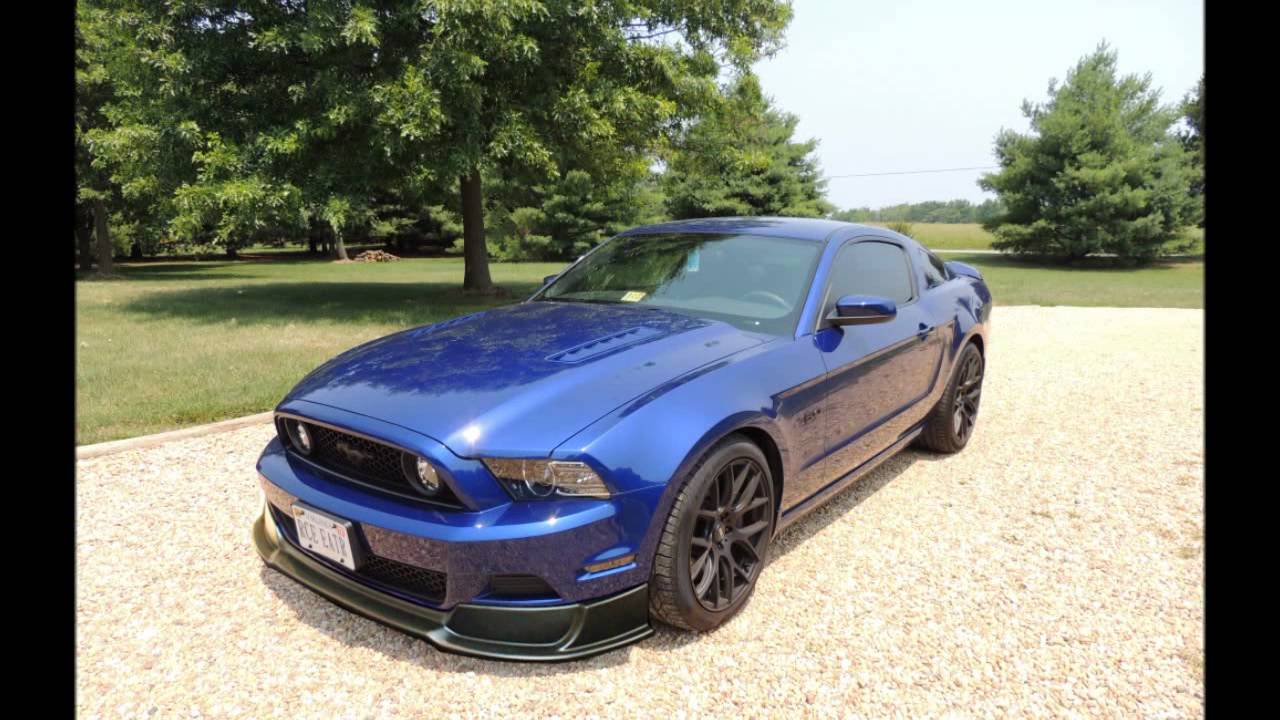 My 2013 mustang gt 5 0 roush or cdc chin spoiler splitter what do you think youtube