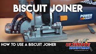 biscuit joiner