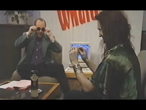 James Whale Radio Show - The future ( Wayne Hussey )