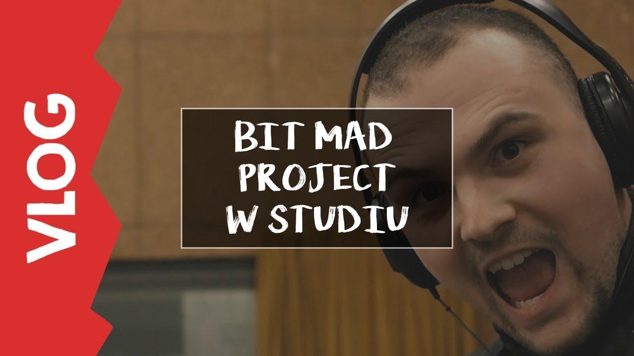 Jak było w studiu? Bit Mad Project i nowy wzmak! :)