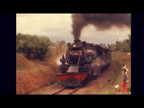 Kereta Api Bandung Garut Cibatu Tempo Doeloe 1974