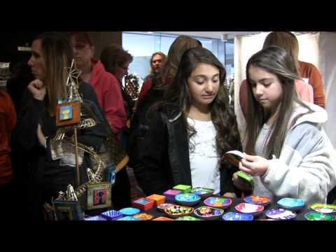 Ej Thomas Christmas Arts Crafts Show