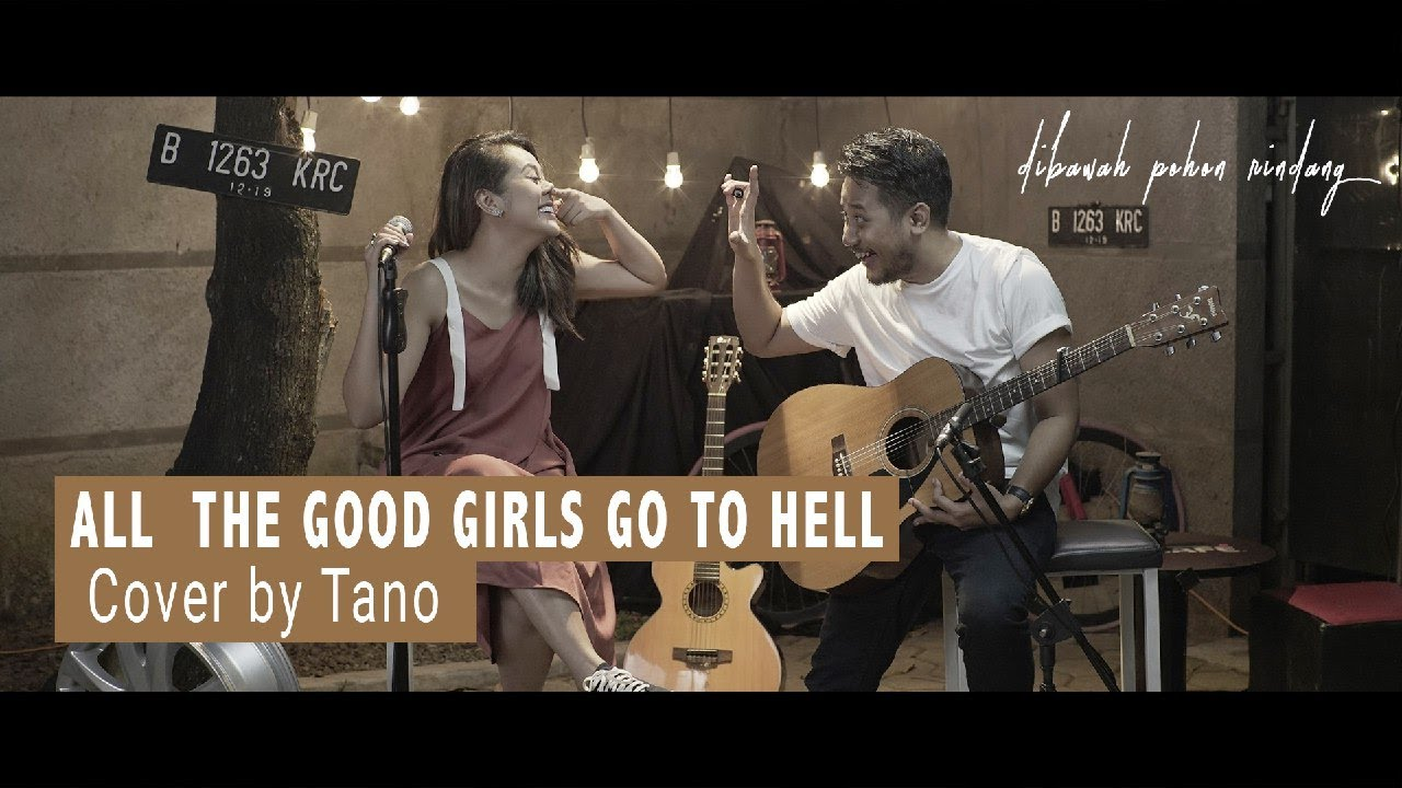 ALL THE GOOD GIRLS GO TO HELL - BILLIE EILISH (Live Accoustic Cover by TANO)