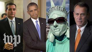 The government shutdown daze of 2013