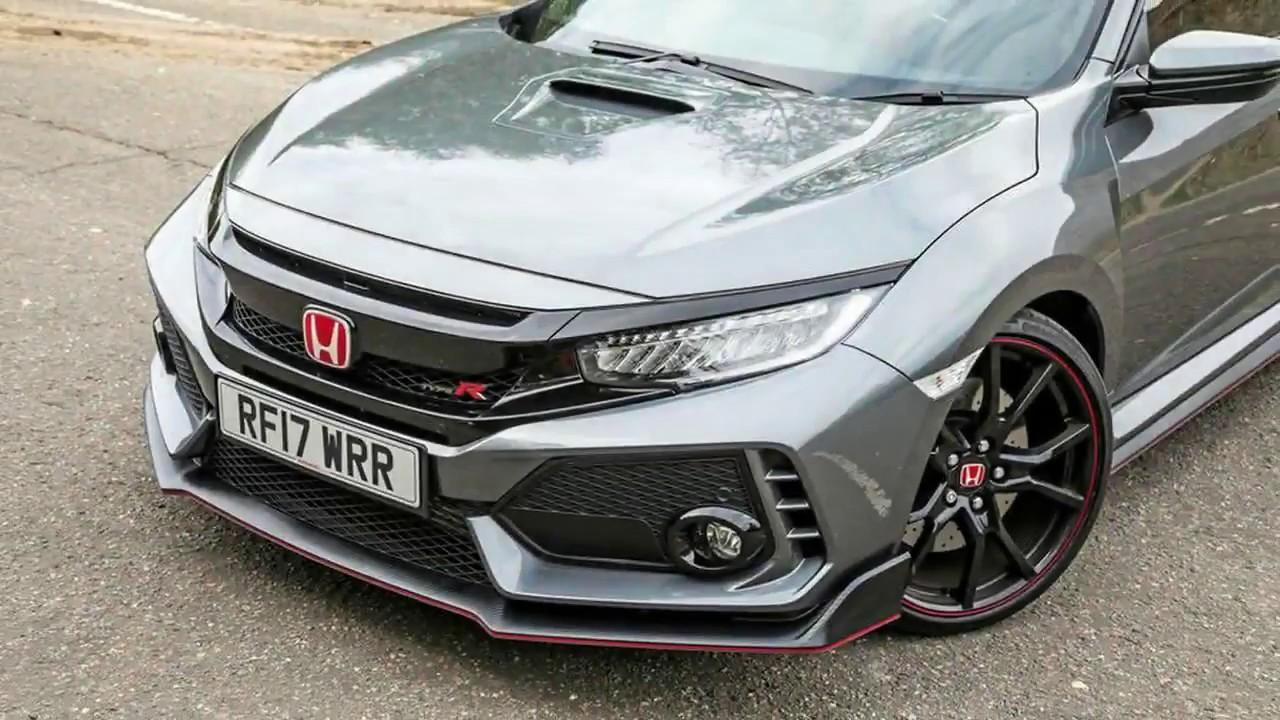 Hot News Honda Civic Type R review 2018 - YouTube